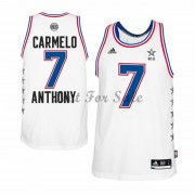 East All Star Game Basket Linne Carmelo Anthony 7# NBA..