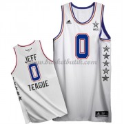 East All Star Game 2015 Jeff Teague 0# NBA Basketlinne