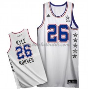 East All Star Game 2015 Kyle Korver 26# NBA Basketlinne..