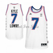 East All Star Game 2015 Kyle Lowry 7# NBA Basketlinne..