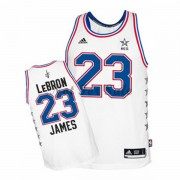 East All Star Game 2015 LeBron James 23# NBA Basketlinne..