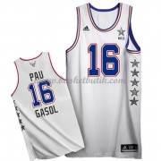 East All Star Game 2015 Pau Gasol 16# NBA Basketlinne..