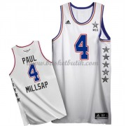 East All Star Game 2015 Paul Millsap 4# NBA Basketlinne..