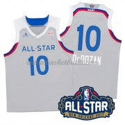 East All Star Game 2017 Demar Derozan 10# NBA Basketlinne..