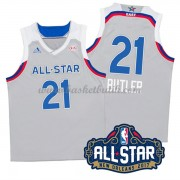 East All Star Game 2017 Jimmy Butler 21# NBA Basketlinne..