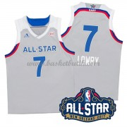 East All Star Game 2017 Kyle Lowry 7# NBA Basketlinne..