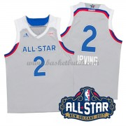 East All Star Game 2017 Kyrie Irving 2# NBA Basketlinne..