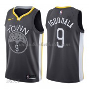 Barn NBA Tröja Golden State Warriors 2018 Andre Iguodala 9# Statement Edition..