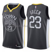 Barn NBA Tröja Golden State Warriors 2018 Draymond Green 23# Statement Edition..