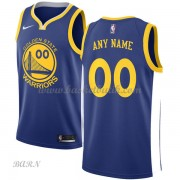 Barn NBA Tröja Golden State Warriors 2018 Icon Edition..