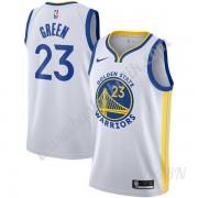 Barn NBA Tröja Golden State Warriors 2019-20 Draymond Green 23# Vit Association Edition Swingman..