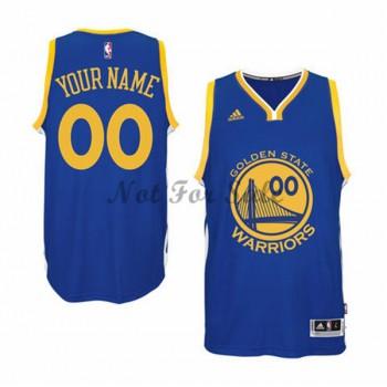 Golden State Warriors Basket Tröja Road