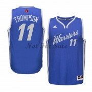 Golden State Warriors Basketkläder Klay Thompson 11# NBA Jultröja..
