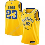 Golden State Warriors Basket Tröja 2019-20 Draymond Green 23# Guld Hardwood Classics Swingman..
