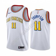 Golden State Warriors Basket Tröja 2019-20 Klay Thompson 11# Vit Classics Edition Swingman..