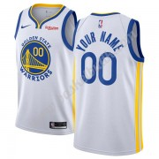 Golden State Warriors Basket Tröja 2019-20 Vit Association Edition Swingman..