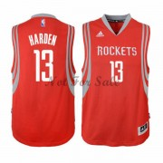 Houston Rockets Barn Basket Linne James Harden 13# Road..