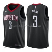 Barn NBA Tröja Houston Rockets 2018 Chris Paul 3# Statement Edition..