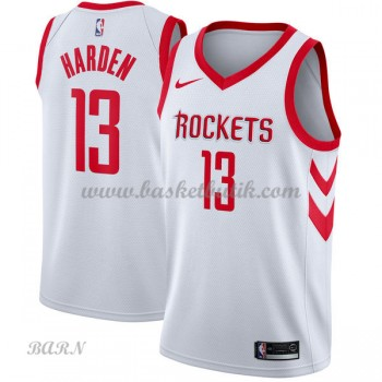 Barn NBA Tröja Houston Rockets 2018 James Harden 13# Association Edition