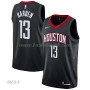 Barn NBA Tröja Houston Rockets 2018 James Harden 13# Statement Edition..