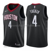 Barn NBA Tröja Houston Rockets 2018 P.J. Tucker 2# Statement Edition..