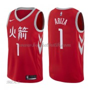 Barn NBA Tröja Houston Rockets 2018 Trevor Ariza 1# City Edition..