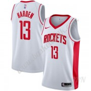 Barn NBA Tröja Houston Rockets 2019-20 James Harden 13# Vit Association Edition Swingman..