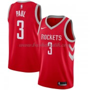 Houston Rockets Basket Tröja 2018 Chris Paul 3# Icon Edition..