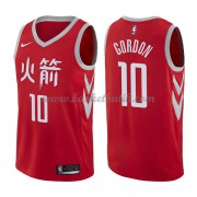 Houston Rockets Basket Tröja 2018 Eric Gordon 10# City Edition..