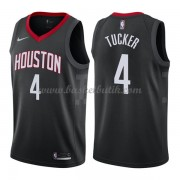 Houston Rockets Basket Tröja 2018 P.J. Tucker 2# Statement Edition..