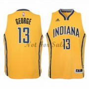 Indiana Pacers Barn Basket Linne Paul George 13# Alternate..