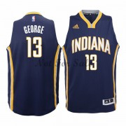 Indiana Pacers Barn Basket Linne Paul George 13# Road..