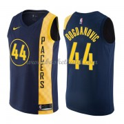 Indiana Pacers Basket Tröja 2018 Bojan Bogdanovic 44# City Edition..