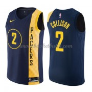 Indiana Pacers Basket Tröja 2018 Darren Collison 2# City Edition..