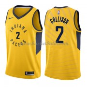 Indiana Pacers Basket Tröja 2018 Darren Collison 2# Statement Edition..
