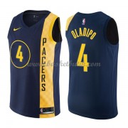 Indiana Pacers Basket Tröja 2018 Victor Oladipo 4# City Edition..