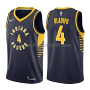 Indiana Pacers Basket Tröja 2018 Victor Oladipo 4# Icon Edition..