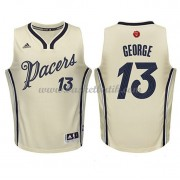 Indiana Pacers Basketkläder 2015 Paul George 13# NBA Jultröja..