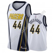 Indiana Pacers Basket Tröja 2019-20 Bojan Bogdanovic 44# Vit Earned Edition Swingman..