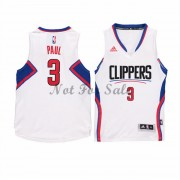 Los Angeles Clippers Barn Basket Linne Chris Paul 3# Home..