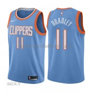 Barn NBA Tröja Los Angeles Clippers 2018 Avery Bradley 11# City Edition..