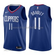 Barn NBA Tröja Los Angeles Clippers 2018 Avery Bradley 11# Icon Edition..