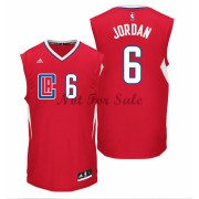 Los Angeles Clippers Basket Tröja Deandre Jordan 6# Road..