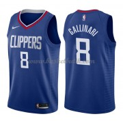 Los Angeles Clippers Basket Tröja 2018 Danilo Gallinari 8# Icon Edition..