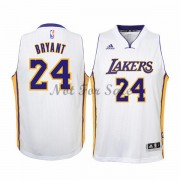 Los Angeles Lakers Barn Basket Linne Kobe Bryant 24# Vit Home..