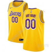 Barn NBA Tröja Los Angeles Lakers 2019-20 Guld Icon Edition Swingman..