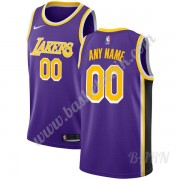 Barn NBA Tröja Los Angeles Lakers 2019-20 Lila Statement Edition Swingman..