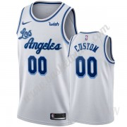 Barn NBA Tröja Los Angeles Lakers 2019-20 Vit Classics Edition Swingman..