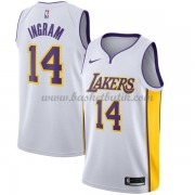 Los Angeles Lakers Basket Tröja 2018 Brandon Ingram 14# Association Edition..