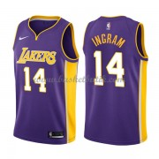 Los Angeles Lakers Basket Tröja 2018 Brandon Ingram 14# Statement Edition..